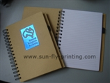 0149 Note book printing