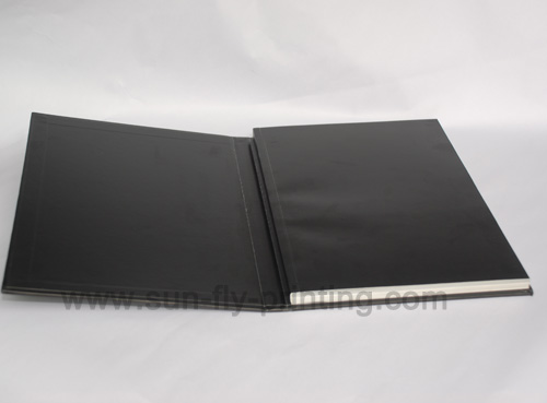 china sewn binding with hardcover manufacturer